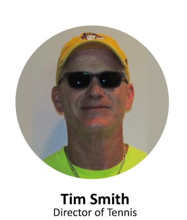 Tim Smith, Director of Tennis